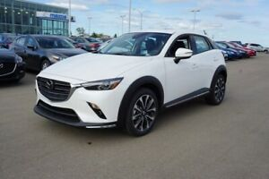 2019 Mazda CX-3 GT SKYACTIV AWD LEATHER, HEATED SEATS/STEERING,