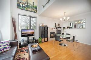 Convenient-N- Quiet one bedroom Loft style Townhome near Gilmore