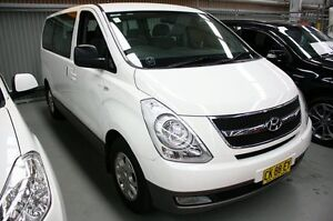2014 Hyundai iMAX TQ-W MY13 White 4 Speed Automatic Wagon Maryville Newcastle Area Preview
