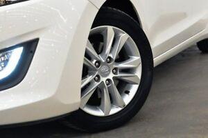 2013 Hyundai i30 GD Active Tourer White 6 Speed Sports Automatic Wagon