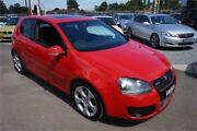 2007 Volkswagen Golf V GTi Red Sports Automatic Dual Clutch Hatchback Elderslie Camden Area Preview