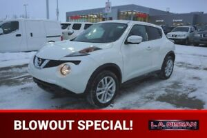 2016 Nissan JUKE SL ALL WHEEL DRIVE Accident Free,  Navigation (