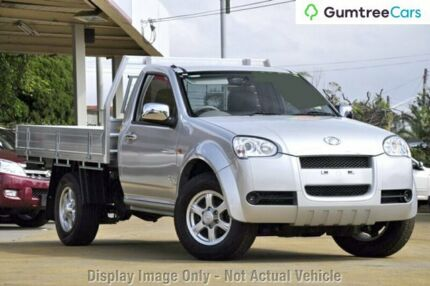 2010 Great Wall V240 K2 (4x4) Silver 5 Speed Manual Cab Chassis Hoppers Crossing Wyndham Area Preview