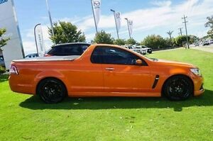 2013 Holden Ute VF MY14 SS V Ute Orange 6 Speed Manual Utility Wangara Wanneroo Area Preview