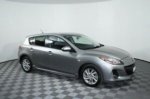 2011 Mazda 3 BL10F1 MY10 Maxx Activematic Silver 5 Speed Sports Automatic Hatchback Edwardstown Marion Area Preview