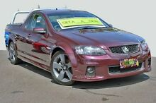 2012 Holden Ute VE II MY12.5 SV6 Z Series Purple 6 Speed Sports Automatic Utility Coolangatta Gold Coast South Preview