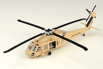 Easy Model 1/72 UH-60 Black Hawk Helicopter Credible Hawk US Army for sale  San Jose
