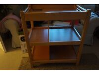 Mamas and Papas Wooden Changing Table