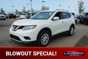 2015 Nissan Rogue S Back-up Cam,  Bluetooth,  A/C,