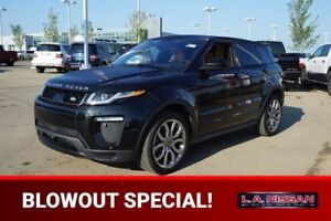 2016 Land Rover Range Rover Evoque 4X4 HSE DYNAMIC Accident Free