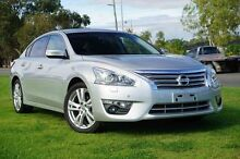 2015 Nissan Altima L33 Ti-S X-tronic Silver 1 Speed Constant Variable Sedan Wangara Wanneroo Area Preview