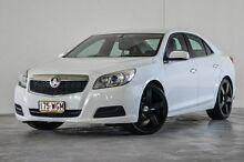 2014 Holden Malibu V300 MY13 CD White 6 Speed Sports Automatic Sedan Robina Gold Coast South Preview