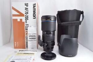 Canon mount 70-200mm lens (Model A001E)