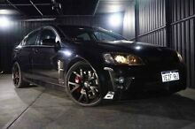 2006 Holden Special Vehicles GTS E Series Black 6 Speed Manual Sedan Wangara Wanneroo Area Preview