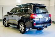 2013 Toyota Landcruiser VDJ200R MY13 VX Grey 6 Speed Sports Automatic Wagon Osborne Park Stirling Area Preview