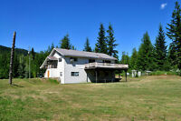 Tappen White Lake 8 Acres with 3 bedroom Home