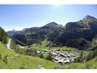 French-speaking PA for the summer in beautiful Tignes, French Alps, starting in June.