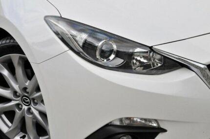 2014 Mazda 3 BL MY13 SP25 White 5 Speed Automatic Sedan Gosford Gosford Area Preview