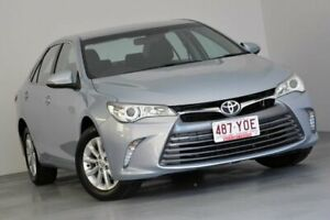 2017 Toyota Camry ASV50R Altise Blue 6 Speed Sports Automatic Sedan Albion Brisbane North East Preview