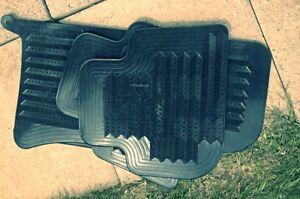 Barely Used Original Jaguar XJ Rubber Floor Mats