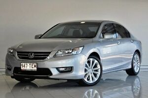 2013 Honda Accord 9th Gen MY13 VTi-L Silver 5 Speed Sports Automatic Sedan Southport Gold Coast City Preview