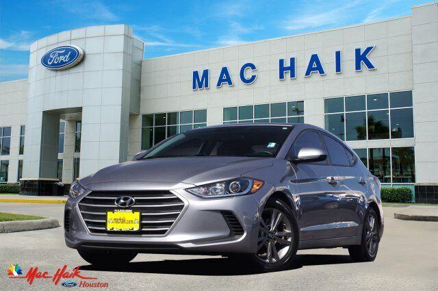 2017 Hyundai Elantra Se 33092 Miles Shale Gray Metallic 4dr Car Regular Unleaded