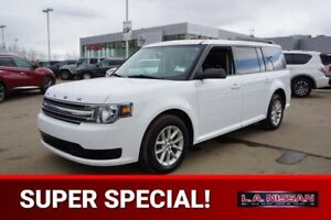 2015 Ford Flex SE Accident Free,  3rd Row,  Bluetooth,
