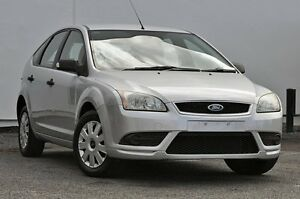 2008 Ford Focus LT CL Silver 4 Speed Sports Automatic Hatchback Tweed Heads South Tweed Heads Area Preview