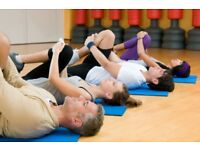 PILATES in Ealing (Lunchtime)