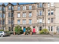 1 bed in 2 bed apartment in Bellevue. Close to top of Leith walk