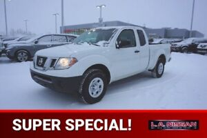 2013 Nissan Frontier KINGCAB SPORT Accident Free,