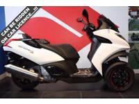 2016 16 PEUGEOT METROPOLIS 400 RS, WHITE, EX DEMO! POA