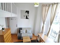 -Superb studio flat in West Kensington, Fairholme Road *main bills included*