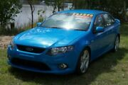 2011 Ford Falcon FG XR6 Turbo Blue 6 Speed Sports Automatic Sedan Rockhampton Rockhampton City Preview