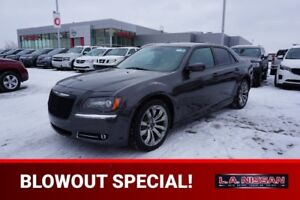 2014 Chrysler 300 S Navigation (GPS),  Leather,  Heated Seats,