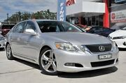 2008 Lexus GS460 URS190R MY08 Sports Luxury Silver 8 Speed Sports Automatic Sedan Wyoming Gosford Area Preview
