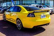 2011 Holden Commodore VE II SV6 Yellow 6 Speed Sports Automatic Sedan Wangara Wanneroo Area Preview
