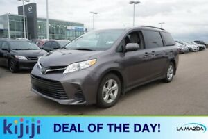 2019 Toyota Sienna LE 8 PASSENGER Heated Seats,  Back-up Cam,  B