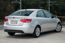 2010 Kia Cerato TD MY10 S Silver 4 Speed Sports Automatic Sedan Helensvale Gold Coast North Preview