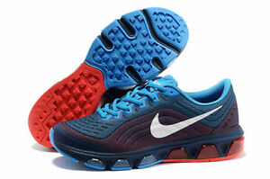 NIKE AIR MAX TAILWINDS BLUE/RED MEN'S SZ 8.5 BRAND NEW IN BOX