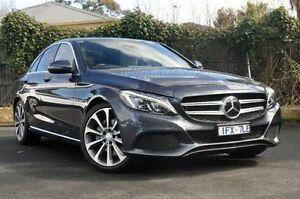 2015 Mercedes-Benz C250 Grey Sports Automatic Sedan Doncaster Manningham Area Preview