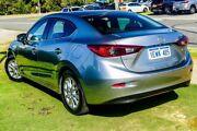 2015 Mazda 3 BM5278 Maxx SKYACTIV-Drive Silver 6 Speed Sports Automatic Sedan Wangara Wanneroo Area Preview
