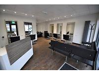 Hair Salon Chair For Rent