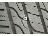 puncture ? nail or screw in your tyre ? i can help