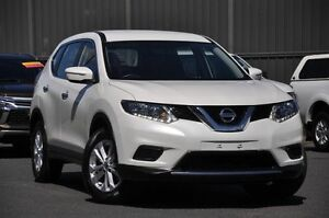 2014 Nissan X-Trail T32 ST X-tronic 2WD Pearl White 7 Speed Constant Variable Wagon Knoxfield Knox Area Preview