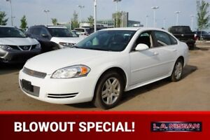 2013 Chevrolet Impala LT Accident Free,  Bluetooth,  A/C,