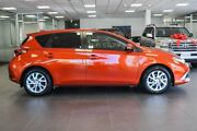 2017 Toyota Corolla ZRE182R Ascent Sport S-CVT Orange 7 Speed Constant Variable Hatchback Bellevue Swan Area Preview