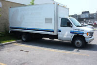 Ford E-450 1999 Cube 16ft Truck $3200