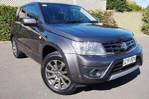 2014 Suzuki Grand Vitara JB Navigator 2WD Grey 4 Speed Automatic Wagon Glenelg East Holdfast Bay Preview