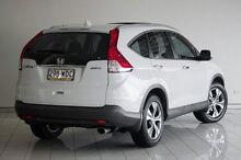 2013 Honda CR-V RM VTi-L 4WD White 5 Speed Automatic Wagon Southport Gold Coast City Preview